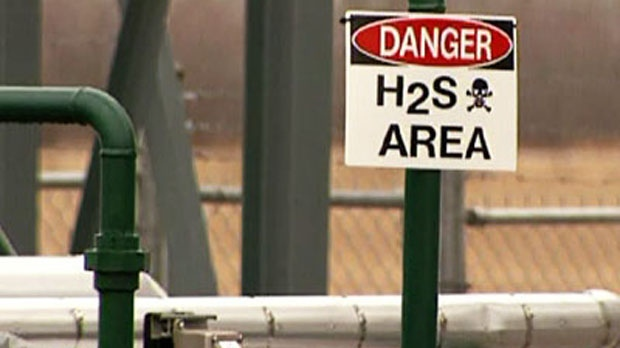 Treating Sour Gas with PetroLuxus™ H2S Scavenger